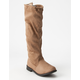 YOKIDS Girls Over The Knee Boots