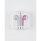 Pink Ombre Earbuds