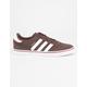 ADIDAS Busenitz Vulc Brown Mens Shoes