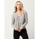 BILLABONG Lace Up Womens Hoodie