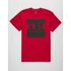 KR3W Cube Locker Mens T-Shirt