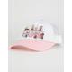 VANS x PEANUTS Dance Party Womens Trucker Hat