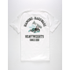 DIAMOND SUPPLY CO. Blue Hornets Mens T-Shirt
