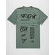 FOX Managing Mens T-Shirt