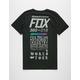 FOX Paid Mens T-Shirt