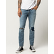 LEVI'S 511 Mens Slim Ripped Jeans