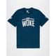 DEFEND BROOKLYN Stay Woke Mens T-Shirt