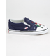 VANS x PEANUTS Charlie Brown Tree Classic Slip-On Toddlers Shoes