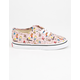 VANS x PEANUTS Dance Party Authentic Toddlers Shoes