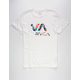 RVCA Paradise VA Mens T-Shirt
