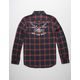 VANS Pender Mens Flannel Shirt