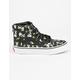 VANS x PEANUTS Glow Mummies Sk8-Hi Zip Kids Shoes