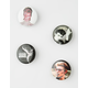 David Bowie Button Set