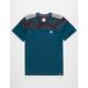 ADIDAS Blackbird Block Palm Mens T-Shirt