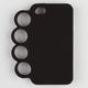 Brass Knuckle iPhone 4/4S Case