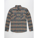 BRIXTON Bowery Mens Flannel Shirt