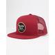 BRIXTON Wheeler Mens Trucker Hat