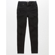 RSQ Cali High Rise Girls Ripped Skinny Jeans