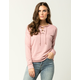 DESTINED Lace Up Womens Sweatshirt