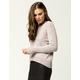 FULL TILT Essential Chenille Womens Sweater