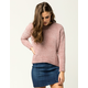 FULL TILT Essential Chenille Womens Sweater