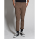 RSQ London Mens Skinny Stretch Chino Pants
