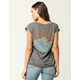 O'NEILL Circle Sea Womens Pocket Tee