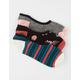 VANS 3 Pack Floral Canoodle Womens Socks