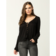 AMUSE SOCIETY Spencer Womens Top