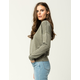 DESTINED Burnout Womens Sweatshirt