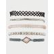 Grace Diamond Triangle Friendship Bracelets
