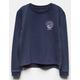 ROXY Secretly Happy Girls Sweatshirt