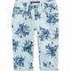 VIGOSS Floral Skimmer Girls Capris