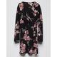 IVY & MAIN Floral Girls Wrap Dress