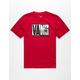 VANS Split Screen Boys T-Shirt