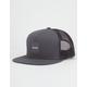 HUF Box Logo Mens Trucker Hat
