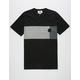 VISSLA Split Peak Mens T-Shirt