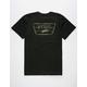 VANS Full Patch Camo Mens T-Shirt
