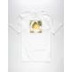 HURLEY Circled Mens T-Shirt