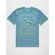 HURLEY Builders Mens T-Shirt