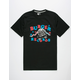 VOLCOM x Burger Records Burger Wiggle Mens T-Shirt