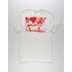 VOLCOM x Burger Records Wanna Be Mens T-Shirt