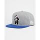 RIOT SOCIETY Panda Bubbles Boys Snapback Hat