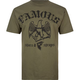 FAMOUS Stars & Straps FSAS x Yelawolf Eagle Mens T-Shirt