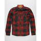 JETTY Blowtorch Mens Flannel Shirt