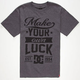 DC SHOES Fortune Mens T-Shirt