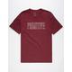 PRIMITIVE Dropout Outline Mens T-Shirt