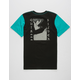 QUIKSILVER Dark Show Boys T-Shirt