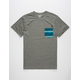 BILLABONG Team Mens Pocket Tee