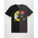 LA FAMILIA Split Rose Mens T-Shirt